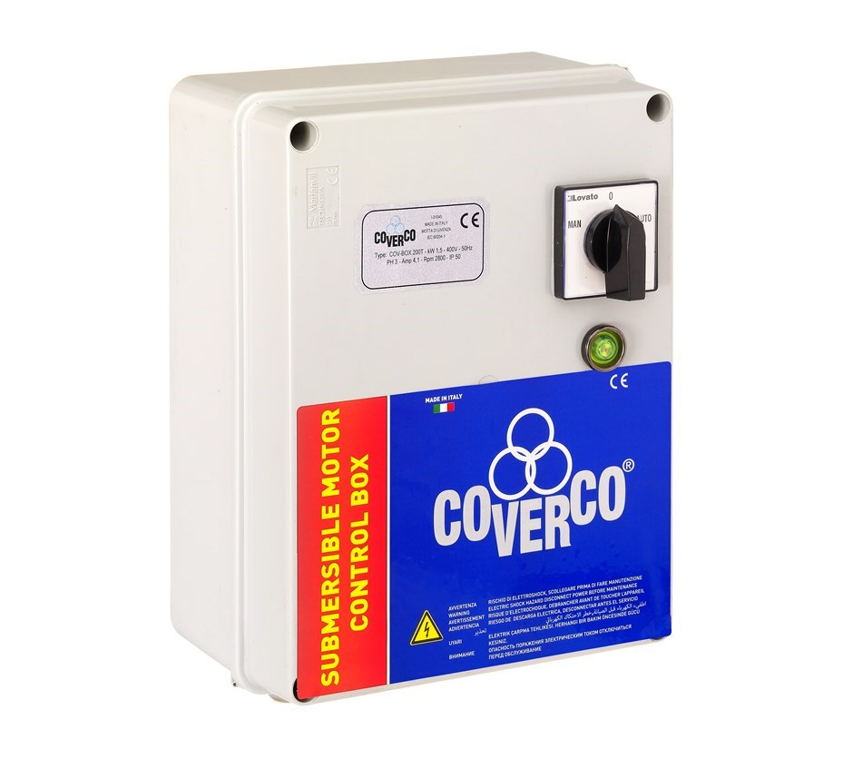 COV-BOX T Series | Coverco | Drives, Controls & Protection