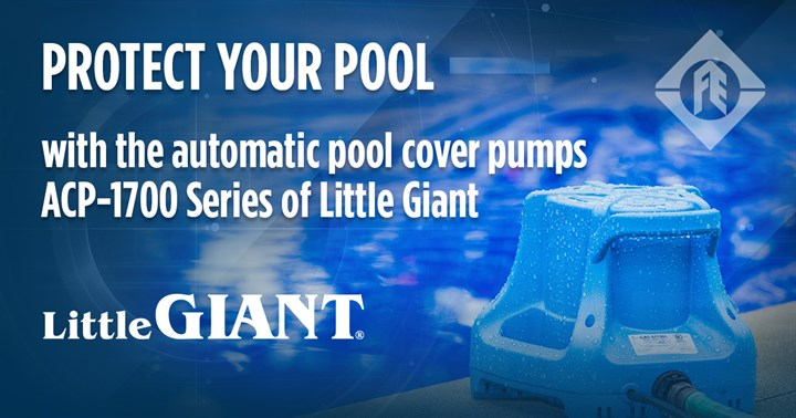 Little Giant Pool Cover Pumps EN